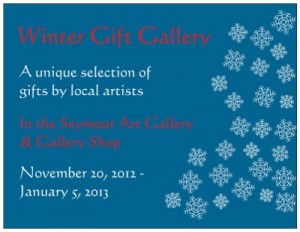 Seymour Gallery - Winter Show